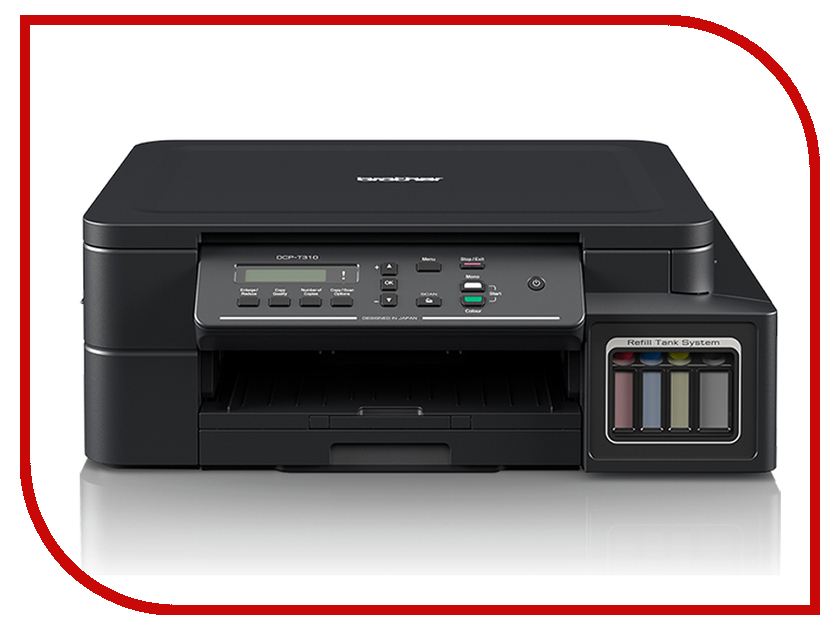 МФУ Brother DCP-T310 brother dcp l2500dr мфу