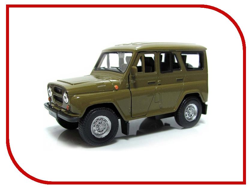 Машина Autotime УАЗ 31514 11442W-RUS autotime collection 11446 уаз 31514 вдв