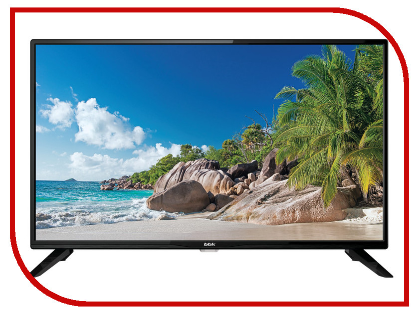Телевизор BBK 32LEX-5045/T2C жк телевизор bbk 24 24lem 1026 t2c 24lem 1026 t2c