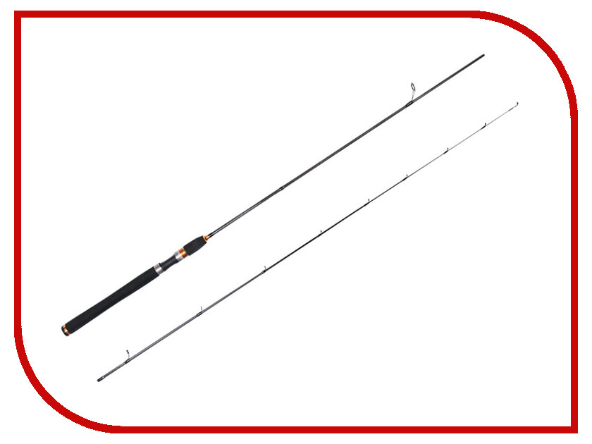 Удилище Hoxwell Rainger 2.25m 0.5-5g brass bullet weight sinkers texas carolina rig new fishing lure bait accessory replacement lead sinkers 1 7g 3 5g 5g 7g 10g