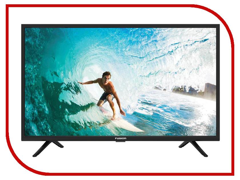 Телевизор Fusion FLTV-43T100T fusion fltv 32h100 black телевизор
