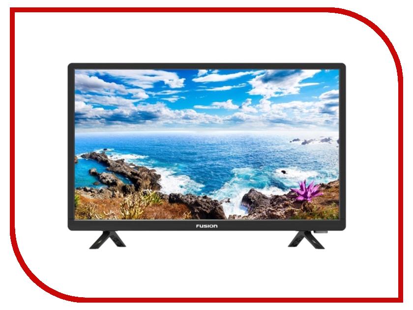 Телевизор Fusion FLTV-22T100T fusion fltv 32h100 black телевизор