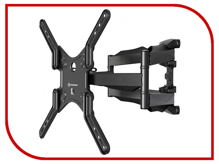 Кронштейн Onkron M5 (до 36кг) Black цена и фото