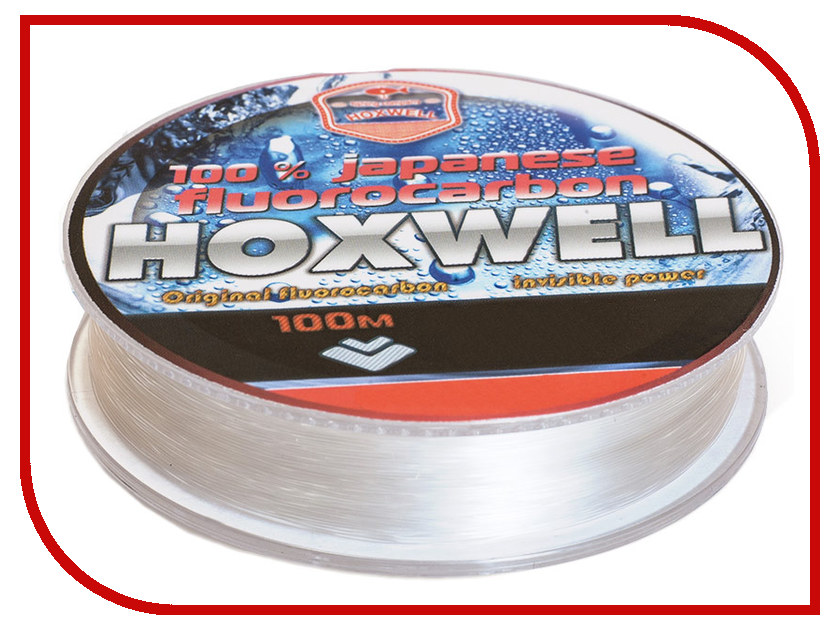 Леска Hoxwell HL 134 100m 0.26mm 4.2kg thickened plastic measuring spoon