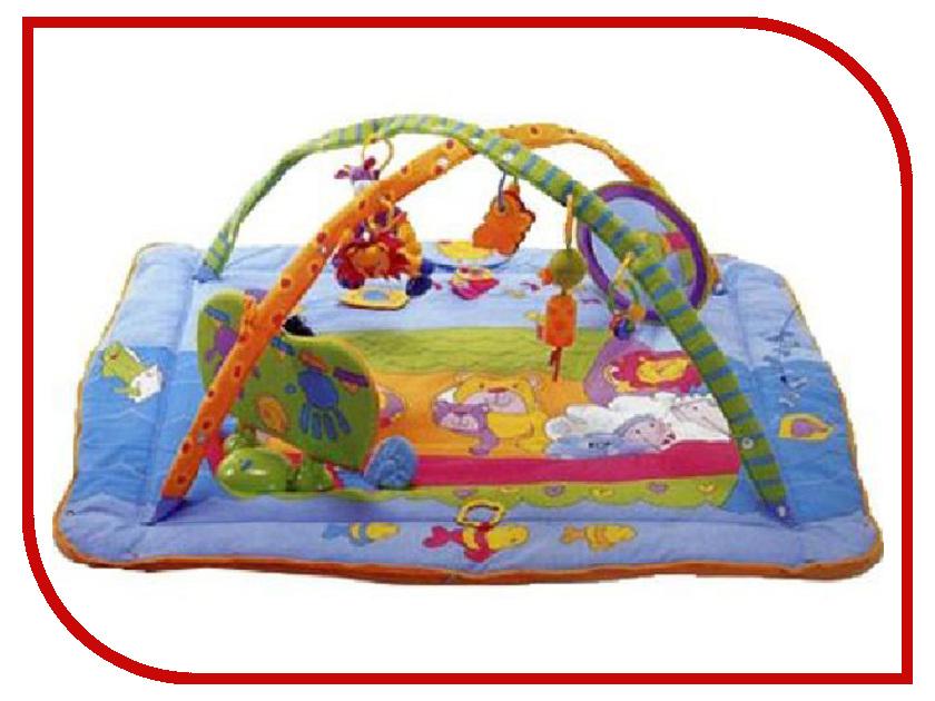 Развивающий коврик Tiny Love Зоосад (0128002) цена