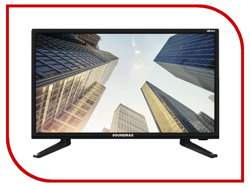 Телевизор SoundMAX SM-LED19M01