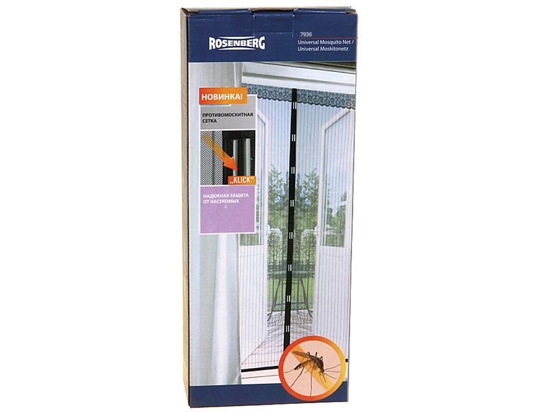 Средство защиты из сетки Rosenberg 7936-BL Light Blue средство защиты из сетки rosenberg 7948 100x210 blue