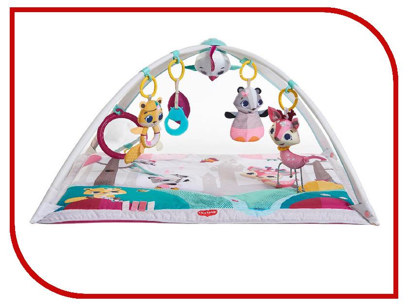Развивающий коврик Tiny Love Принцесса Tiny развивающий коврик моя принцесса 5 в 1 цвет розовый