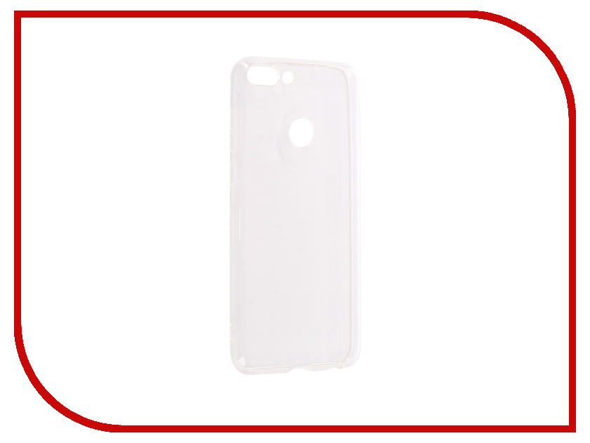 Аксессуар Чехол для Huawei P Smart Svekla Transparent SV-HWPSMT-WH цена