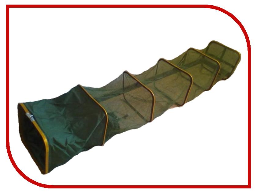 Садок Hoxwell 2.5m d-40cm Прямоугольный Прорезиненный сигнализатор поклевки hoxwell hl50