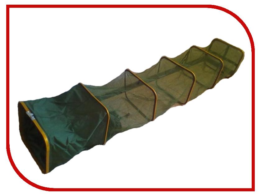 Садок Hoxwell 3.5m d-45cm Прямоугольный Прорезиненный сигнализатор поклевки hoxwell hl50