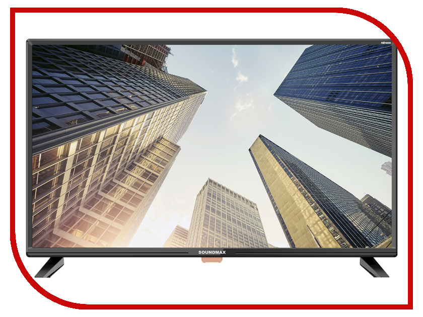 Телевизор SoundMAX SM-LED32M02