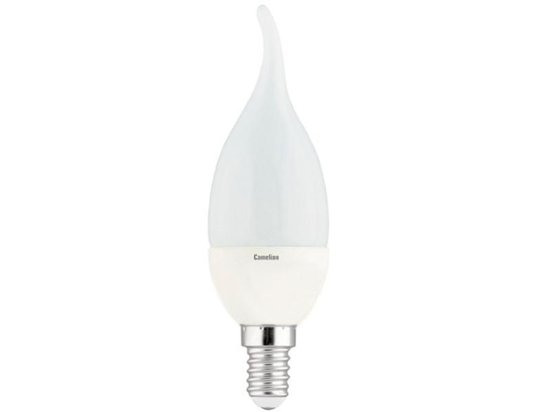 Лампочка Camelion LED8-CW35/830/E14