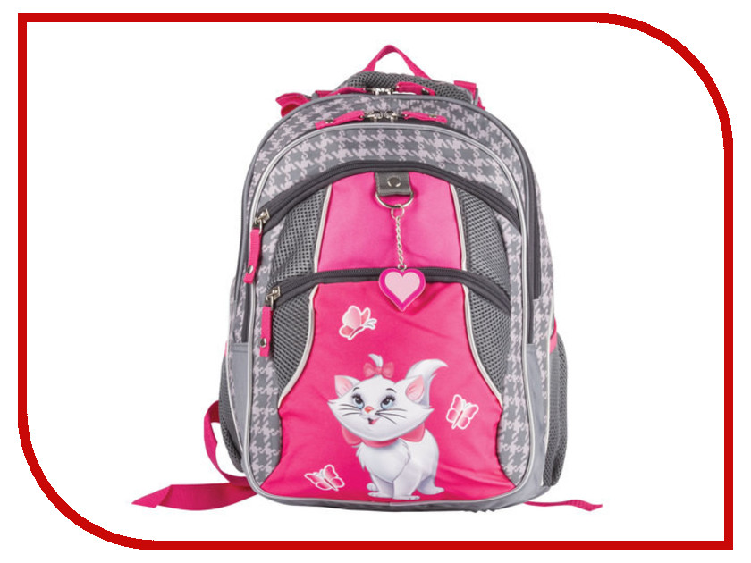 Рюкзак Erich Krause Cat Marie 39315 erich krause рюкзак детский easyline cool cat