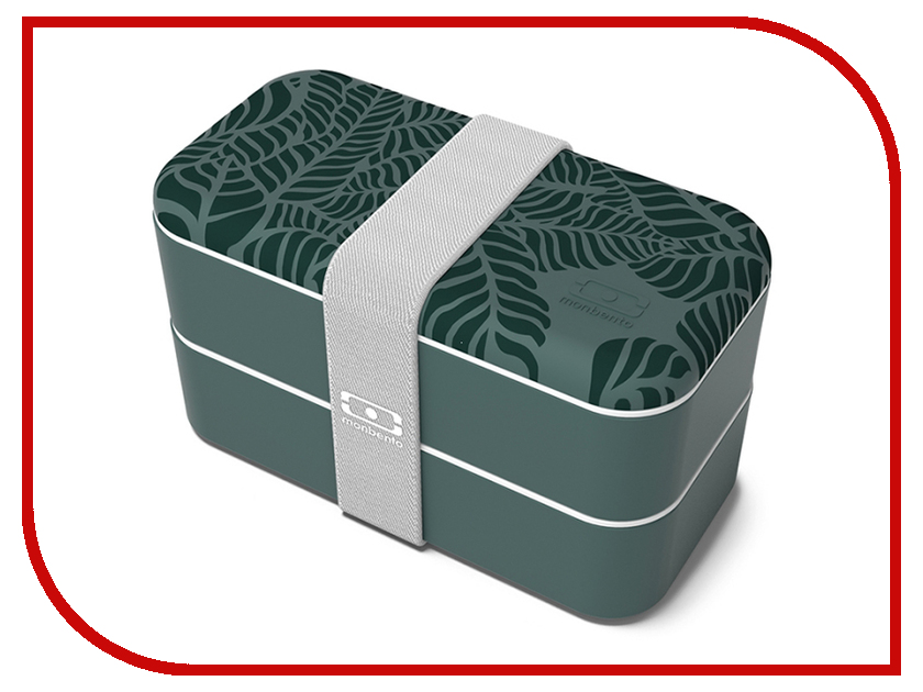 Ланч-бокс Monbento MB Original Jungle 1000 02 430 free shipping original designjet 430 450 455 488 service station c3190 60142 on sale