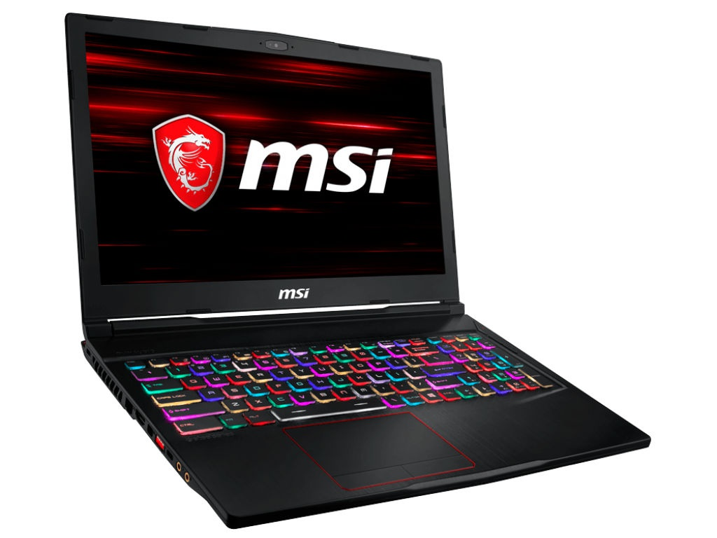 Ноутбук MSI GE63 8RE-210RU 9S7-16P512-210 (Intel Core i7-8750H 2.2 GHz/16384Mb/1000Gb + 256Gb SSD/No ODD/nVidia GeForce GTX 1060 6144Mb/Wi-Fi/Bluetooth/Cam/15.6/1920x1080/Windows 10 64-bit) ноутбук msi gs63 stealth 8re 022ru 9s7 16k512 022