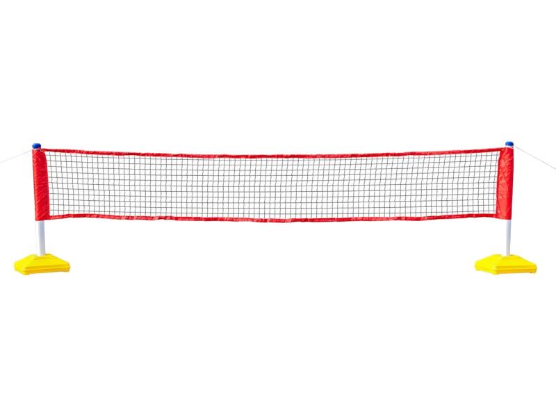 Набор для волейбола, тенниса, бадминтона Zume Games Prazer 3 в 1 54.003.00.0