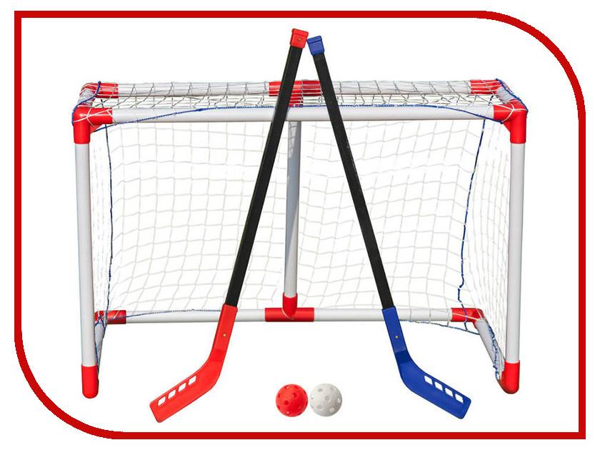 Игрушка Zume Games Junior Hockey Комплект для игры в хоккей с мячом 54.007.00.0 bauer supreme one 6 junior hockey stick name p88 kane