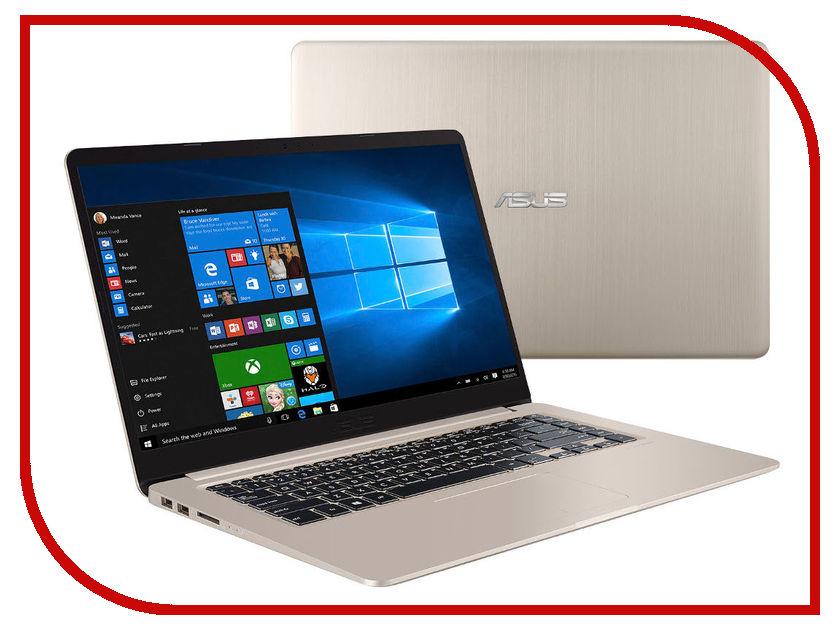 Ноутбук ASUS VivoBook S15 S510UN (Intel Core i5 7200U 2500 MHz/15.6/1920x1080/8Gb/1128Gb HDD+SSD/DVD нет/NVIDIA GeForce MX150/Wi-Fi/Bluetooth/Windows 10 Home) ультрабук asus zenbook ux310uq fc552t 13 3 1920x1080 intel core i5 7200u 500 gb 128 gb 8gb nvidia geforce gt 940mx 2048 мб серый черный windows 10 home