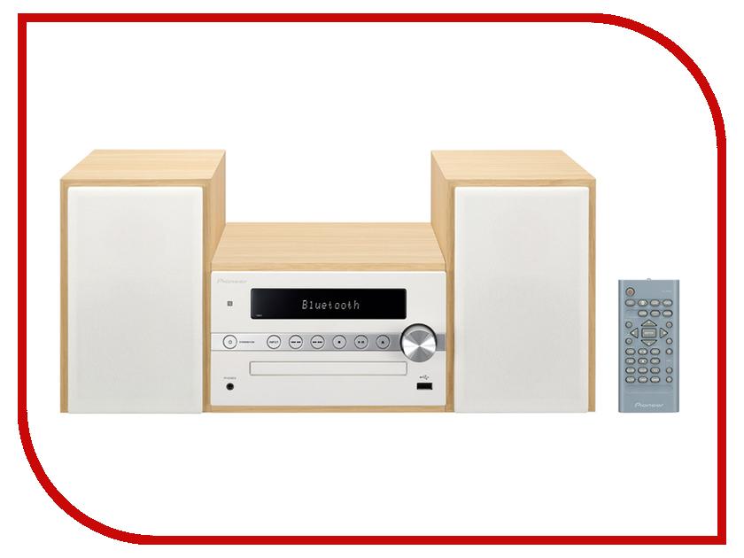Минисистема Pioneer X-CM56-W аудио микросистема pioneer x cm56 w белый x cm56 w