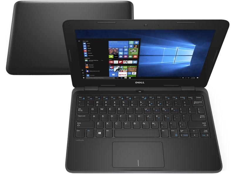 Ноутбук Dell Inspiron 3180 3180-1948 (AMD A9-9420e 1.7 GHz/4096Mb/128Gb SSD/No ODD/AMD Radeon R5/Wi-Fi/Bluetooth/Cam/11.6/1366x768/Windows 10 64-bit)