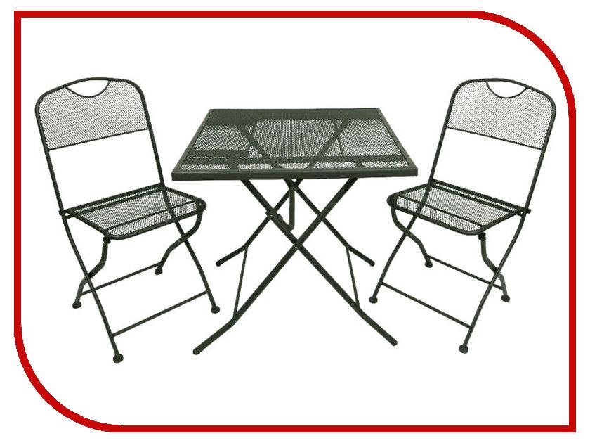 Набор складной мебели Go Garden Sanremo Black 50362