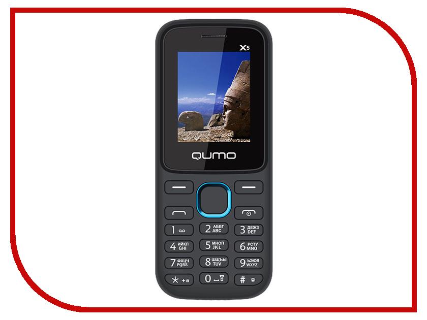 Сотовый телефон Qumo Push X5 Blue