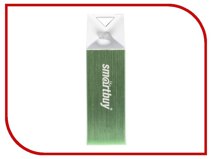 USB Flash Drive 32Gb - SmartBuy U10 Green SB32GBU10-G спальный мешок tengu mark 2 32 sb