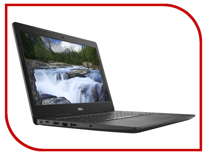 Ноутбук Dell Latitude 3490 3490-4070 (Intel Core i5-8250U 1.6 GHz/8192Mb/1000Gb/No ODD/Intel HD Graphics/Wi-Fi/Bluetooth/Cam/14.0/1920x1080/Windows 10 64-bit) ноутбук dell inspiron 5378 grey 5378 0018 intel core i5 7200u 2 5 ghz 8192mb 1000gb no odd intel hd graphics wi fi bluetooth cam 13 3 1920x1080 touchscreen windows 10 64 bit