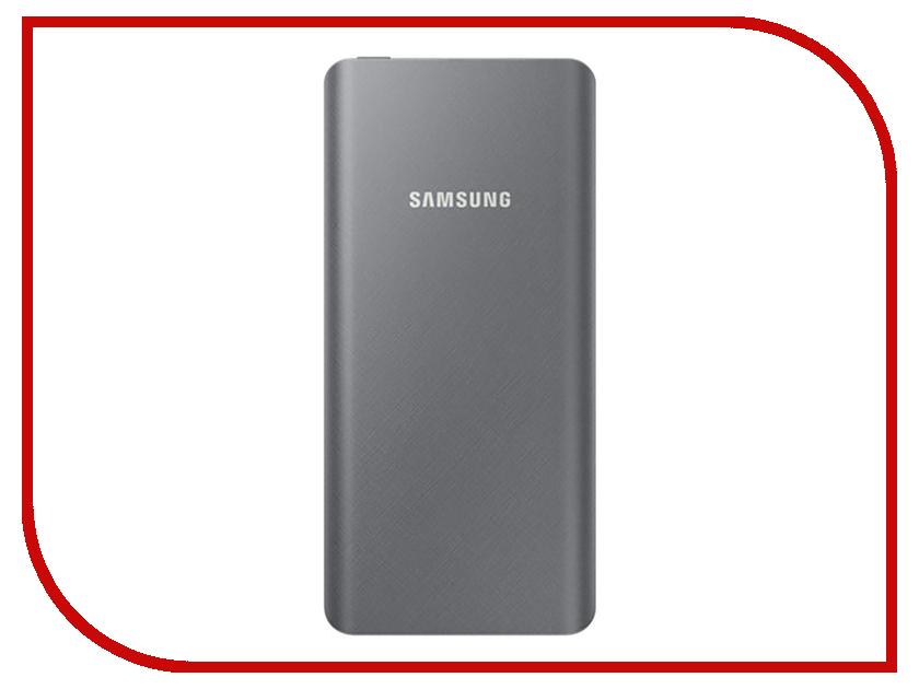 Аккумулятор Samsung 10000mAh Grey EB-P3000CSRGRU внешний аккумулятор samsung eb pg930bbrgru 5100mah черный