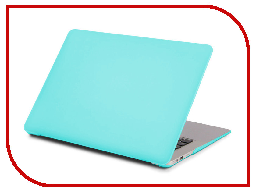 Аксессуар Чехол Gurdini TouchBar для APPLE MacBook Pro Retina 15 Turquoise ноутбук apple macbook pro 15 4