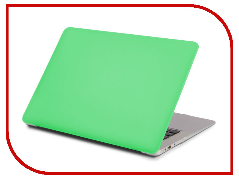 Аксессуар Чехол Gurdini TouchBar для APPLE MacBook Pro Retina 15 Green silicone keyboard protective cover for apple macbook pro 13 15 17 red