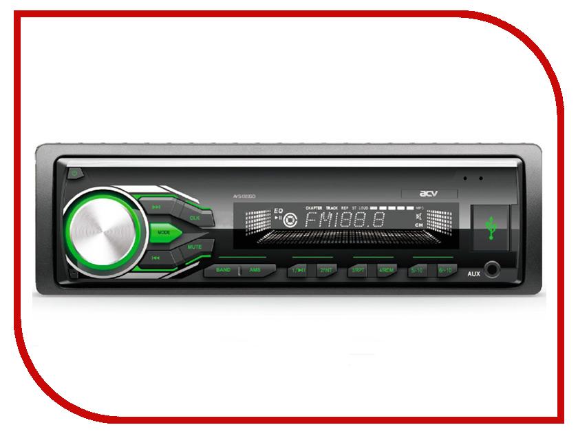Автомагнитола ACV AVS-1722GD автомагнитола acv avs 1722wd