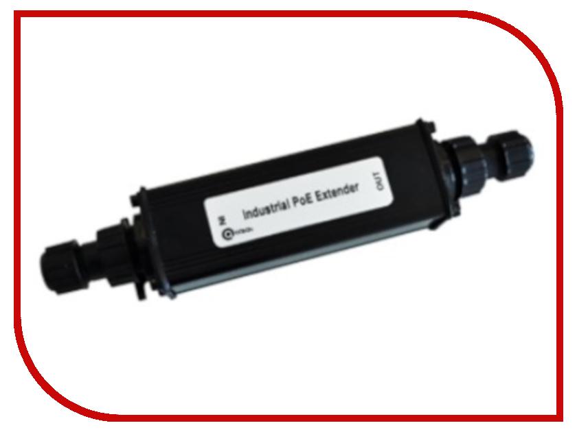 Аксессуар Удлинитель сегмента Ethernet + PoE Qtech QSW-POE-EXT-I