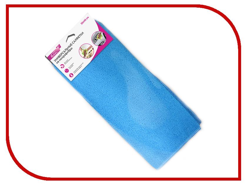 Универсальная салфетка из микрофибры Partner 3шт Blue ПР038421 wanderlust partner xxl 38 blue