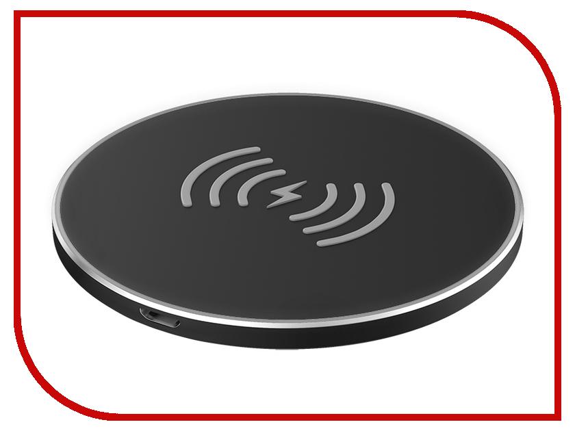 Зарядное устройство Partner Olmio 10W Quick Charge Black ПР038528 беспроводное зарядное устройство partner olmio quick charge 10w microusb черный пр038528