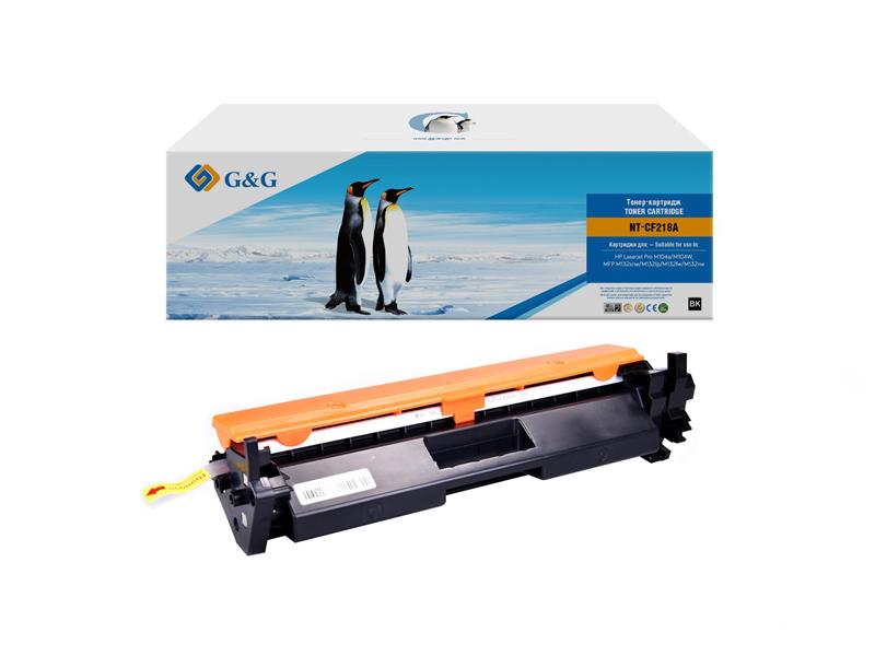 Картридж G&G NT-CF218A для HP LaserJet Pro M104a/w MFP M132nw/fw/fp/snw
