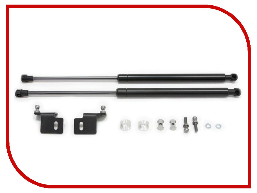 Газовые упоры АвтоУпор Ford Ranger UFDRAN011 turbo cartridge chra core rhf5 vj33 wl85 8971228843 turbocharger for ford ranger for mazda bravo b2500 99 wl t j97a 2 5l 115hp