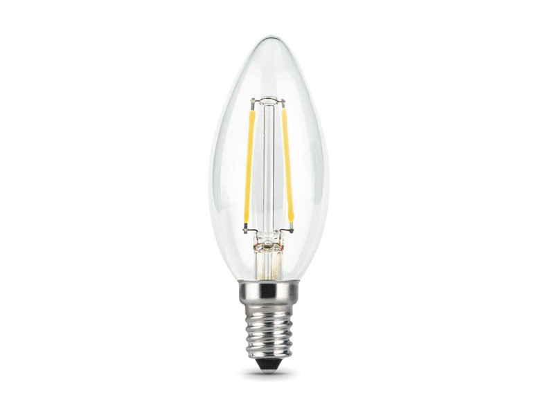 Лампочка Gauss LED Filament Candle E14 9W 4100K 103801209