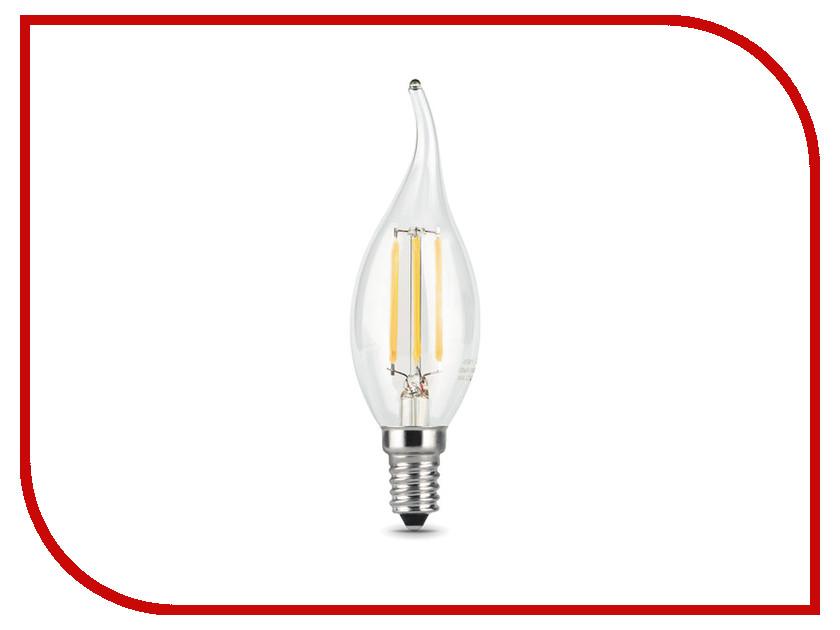 Лампочка Gauss LED Filament Candle Tailed E14 9W 4100K 104801209 лампочка филипс 007054 b1s 35w e1 04j dot 9285 141 294