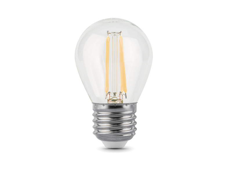 Лампочка Gauss LED Filament Globe E27 9W 2700K 105802109
