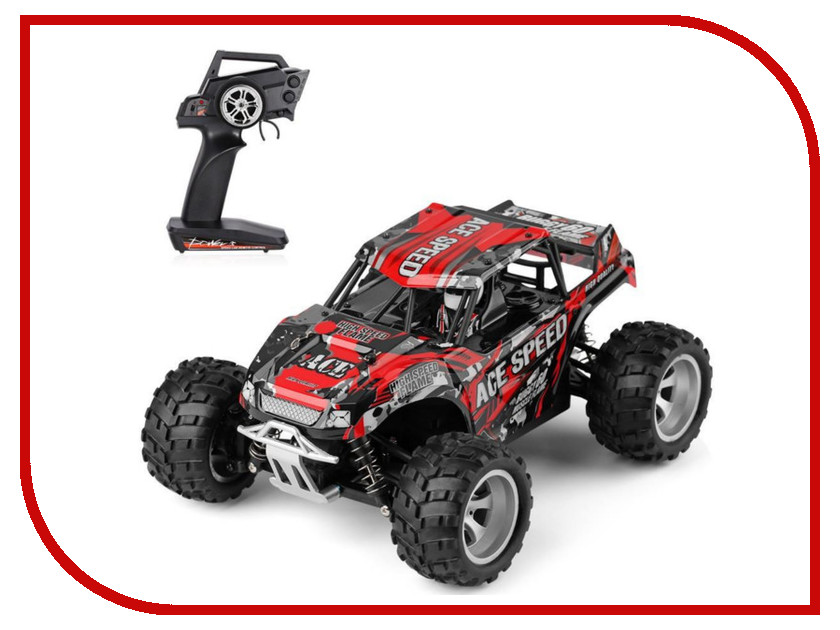 Игрушка WLToys WLT-18404 4WD 1:18 игрушка wltoys wlt 10428 d 4wd 1 10