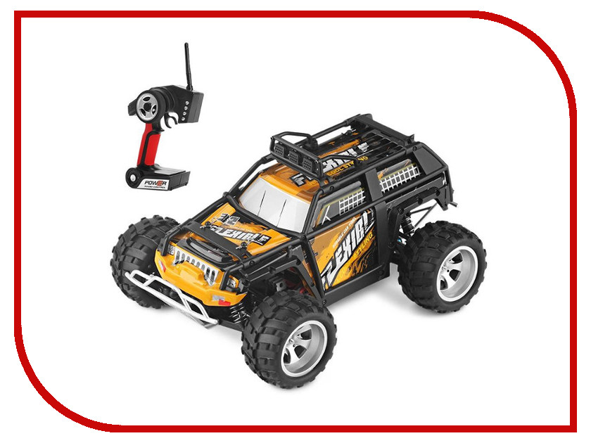 Игрушка WLToys WLT-A979-4 4WD 1:18 игрушка wltoys wlt 10428 d 4wd 1 10