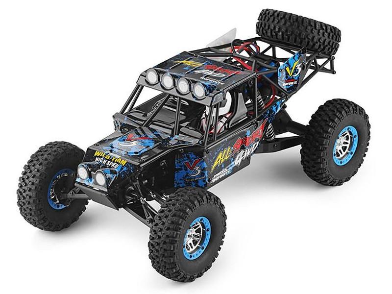 Игрушка WLToys WLT-10428-2 4WD 1:10