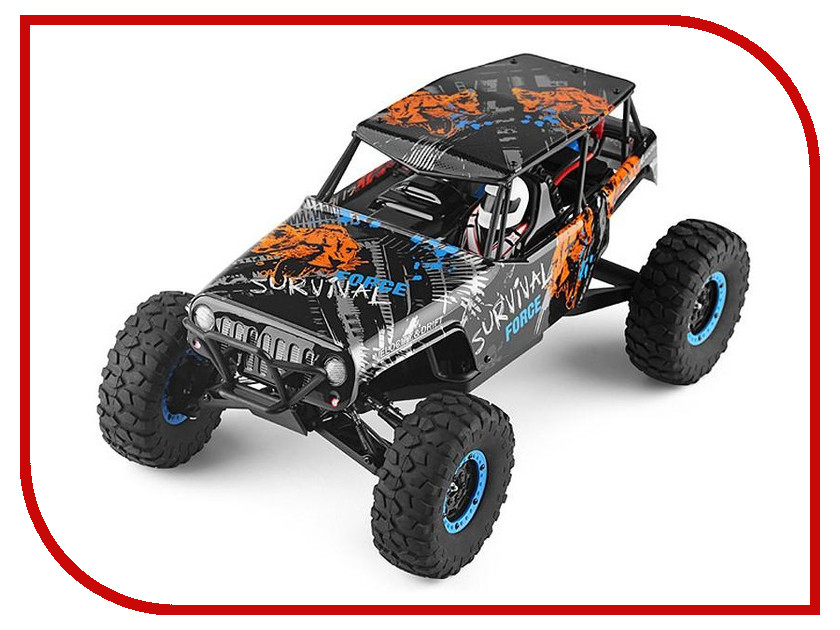 Игрушка WLToys WLT-10428-A2 4WD 1:10 игрушка wltoys wlt 10428 d 4wd 1 10