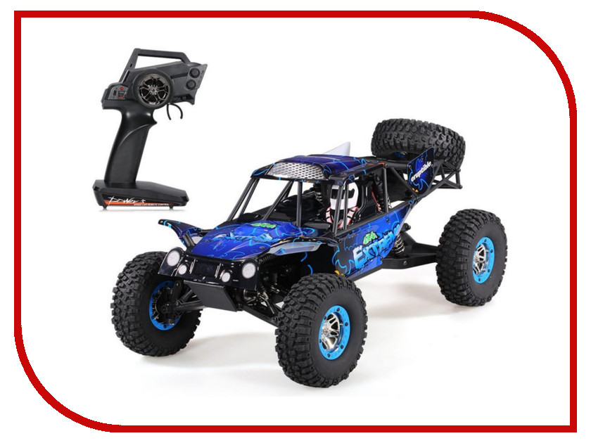 Игрушка WLToys WLT-10428-C2 4WD 1:10 игрушка wltoys wlt 10428 d 4wd 1 10