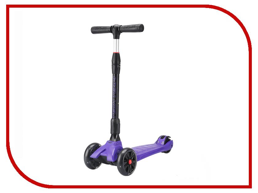 Самокат Tech Team Tiger Plus Purple
