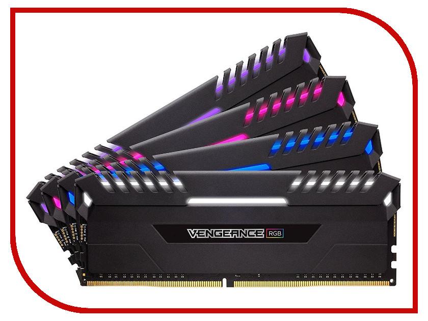 Модуль памяти Corsair CMR64GX4M4C3000C15 corsaircmx4gx3m1a1333c9