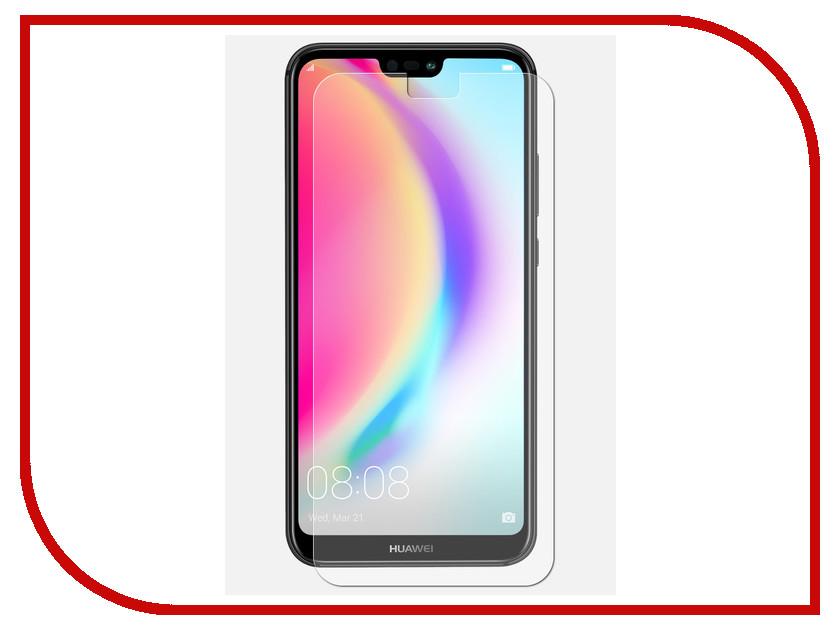 Аксессуар Гибридное защитное стекло для Huawei P20 Lite 2018 Onext 41629 аксессуар защитное стекло huawei honor 9 lite onext 41599