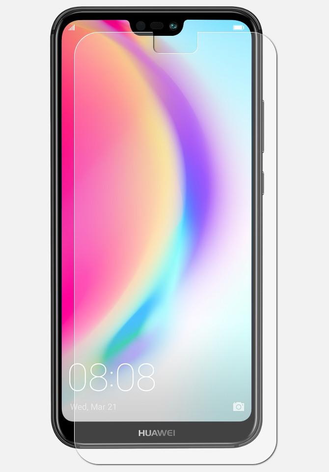 Гибридное защитное стекло Onext для Huawei P20 Lite 2018 41629